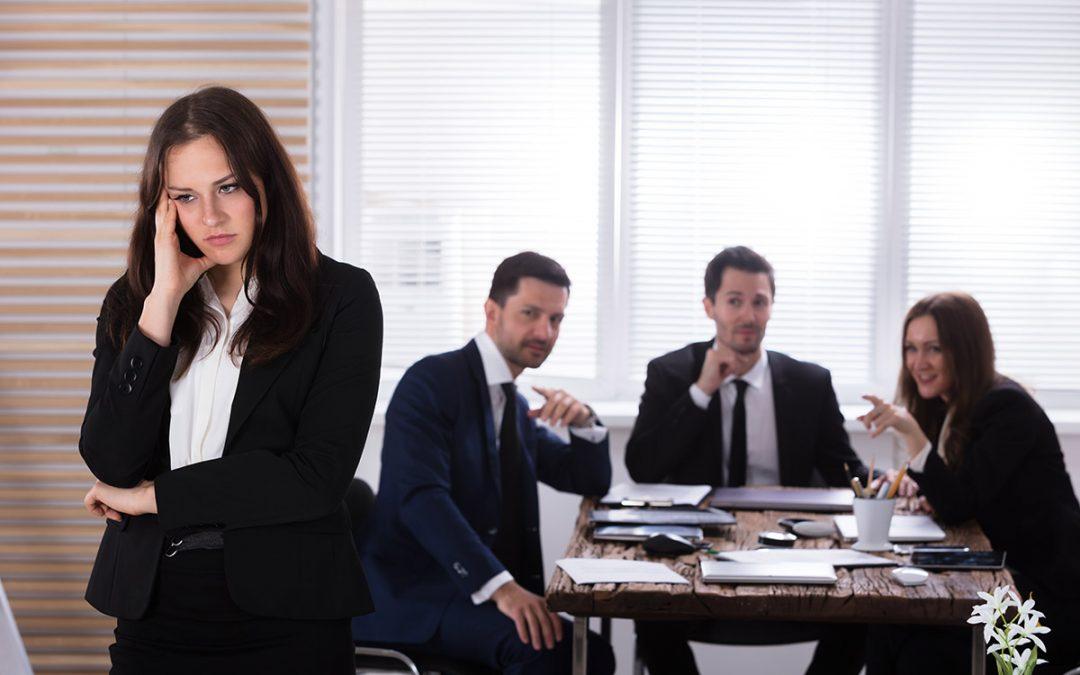 Mobbing w pracy – co można zrobić?